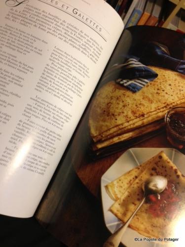 crêpes, Lenôtre, recette, rhum, sucre roux, la popote du potager