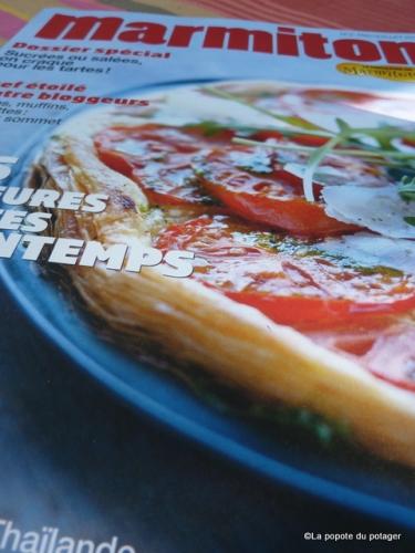 Marmiton, magazine de cuisine, recettes